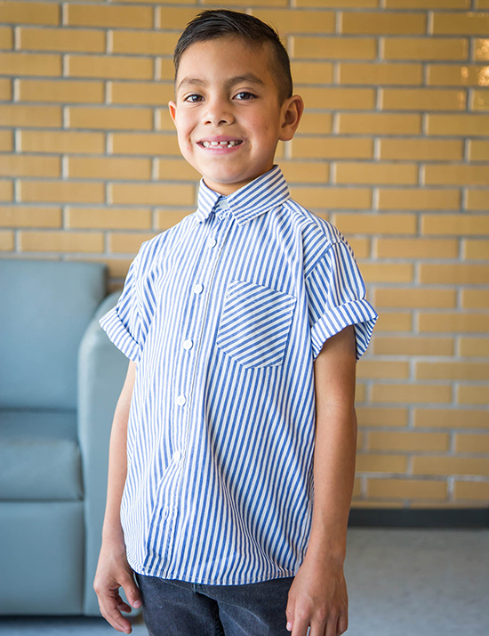 Choose to sponsor Eduardo