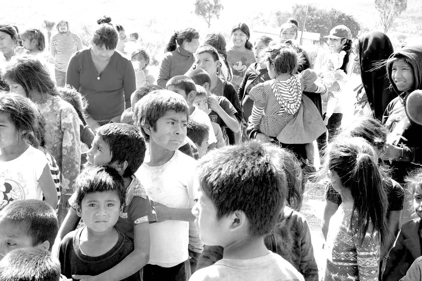 San Martin Esperilla – Pueblo Outreach