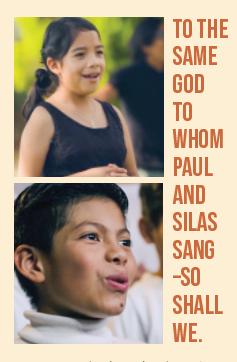 Power of Praise kids singing